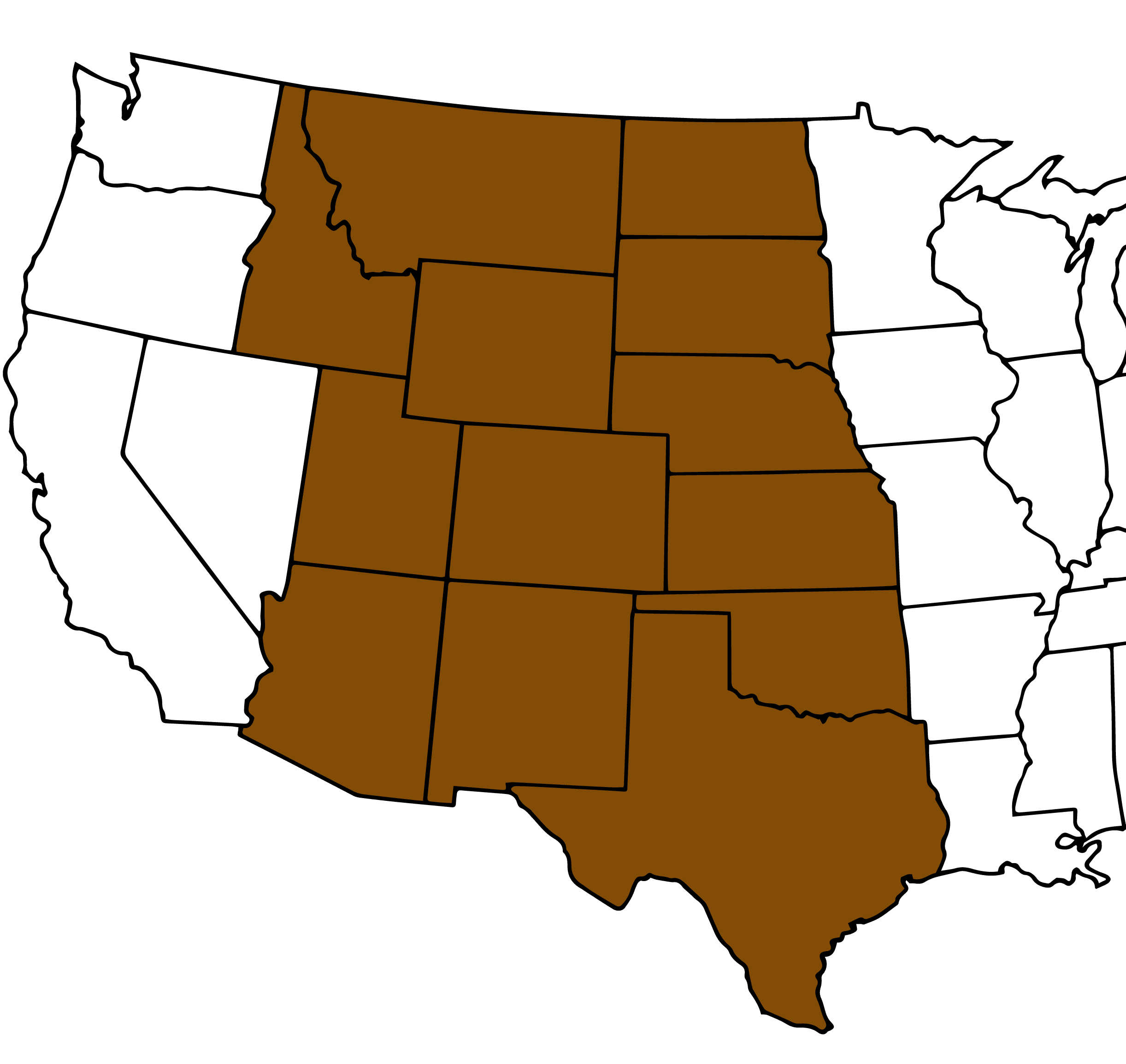 Antler Sellers From The Rocky Mountain States